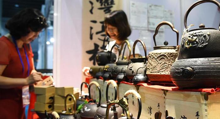 第26屆廣州博覽會開幕