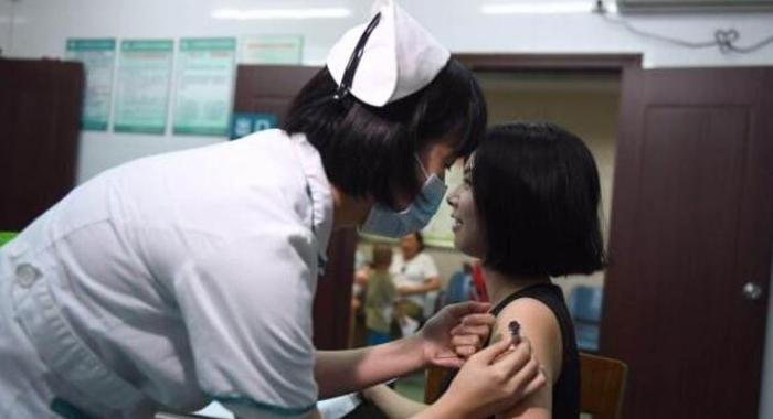 廣州九價HPV疫苗正式接種