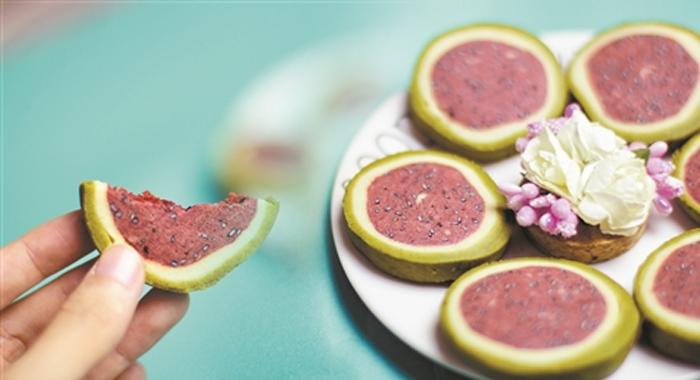 吃西瓜嗎? 這款又酥又萌