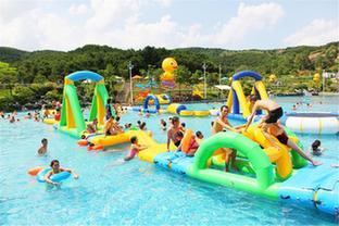 佛山盈香生態園水上樂園升級 28日開放