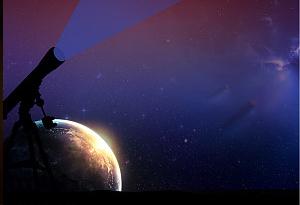 """一顆小行星10日將與地球""""擦肩而過"""""""