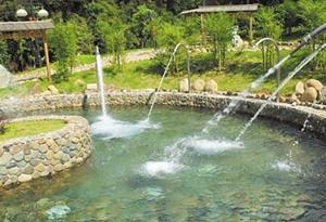 出門旅遊愛泡溫泉 你知道溫泉中的元素從哪裏來嗎