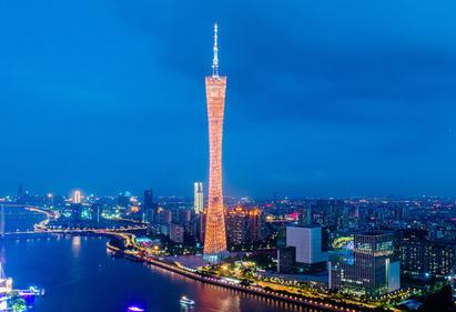 小長假近576萬人次遊廣州