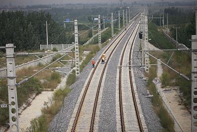廣東加快建設4條鐵路專用線