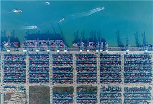 廣州南沙港啟動糧食及通用碼頭泊位擴建工程