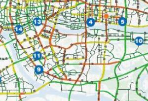 廣州將打通15個交通堵點