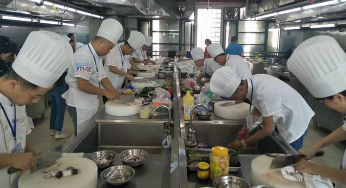 佛山提前完成年內培養3000名粵菜師傅目標
