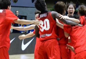 """女籃亞洲杯前瞻:奧運資格賽""""摸底考"""",中國意在鍛煉新人"""
