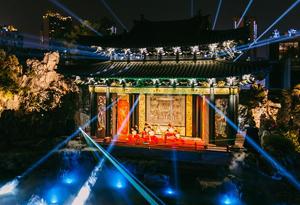 粵劇藝術博物館上演特色文旅産品:《穿粵·西關》