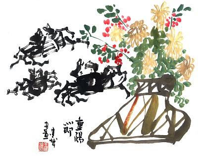 """今年重陽節比去年""""早""""10天,是我國第七個法定""""老年節"""""""
