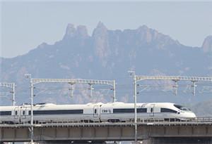 """鐵路再""""調圖"""",高鐵茂名站將迎來復興號動車組"""