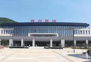 梅汕鐵路將于11日開通運營 每日開行44趟動車組列車