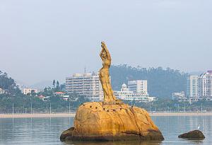 """攜程旅遊公布數據稱:珠海入圍""""國內十大最吸引自由行遊客城市"""""""