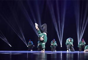 """""""第二屆全國街舞創作作品展演""""在廣州舉辦"""