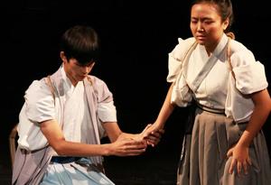 第十四屆廣州大學生戲劇節暨第七屆青年非職業戲劇節決賽開幕