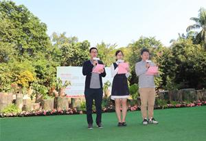 2019年全國暨廣東省保護野生動物宣傳月活動在廣州舉行