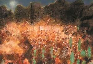來看廣東畫院精彩手稿